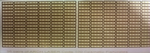 Arch Laser Code 100 Cosmetic Fishplates (fret of 96pairs)